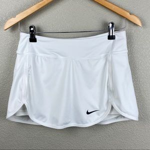 Nike Dri-Fit shorts lined athletic running skirt L
